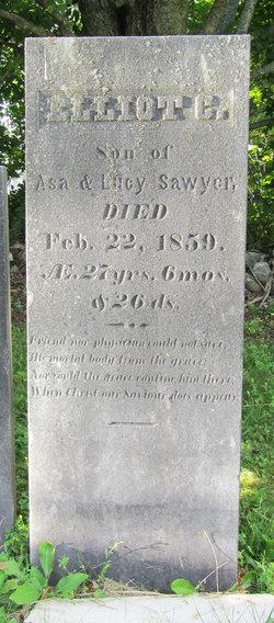 Elliot Clinton Sawyer