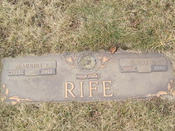Maurice Victor Rife