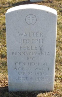 Walter Joseph Feeley