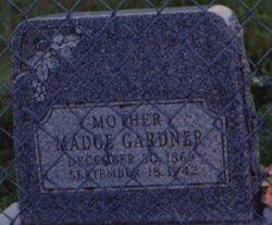 Madge <I>Gardner</I> Gatcomb