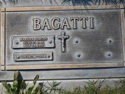 Marilyn Elaine <I>Horgan</I> Bagatti