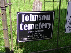 Johnsons Chapel Cemetery