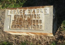 Grace Mabel <I>Bickford</I> Chadwick