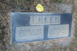 Helen Mae <I>Hayward</I> Green
