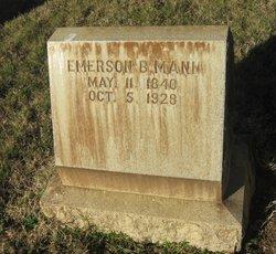 Emerson B. Mann