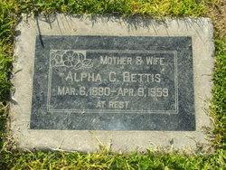 Alpha Charles <I>McCamey</I> Bettis