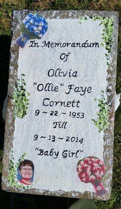 Olivia Faye Cornett