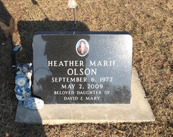 Heather Marie Olson
