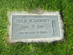 Philip M Bacarro
