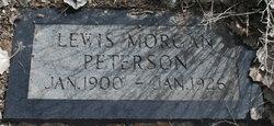 Lewis Morgan Peterson