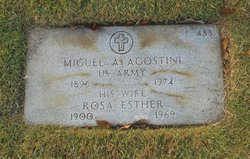 Pvt Miguel A. Agostini