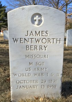 James Wentworth Berry
