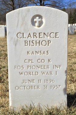 Clarence Bishop