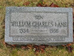 "William Charles ""Bill"" Lane"