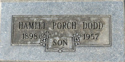Hamlet Porch Dodd