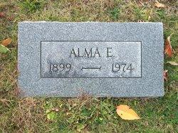 Alma E. <I>Graffious</I> Black