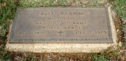 Roy Bland