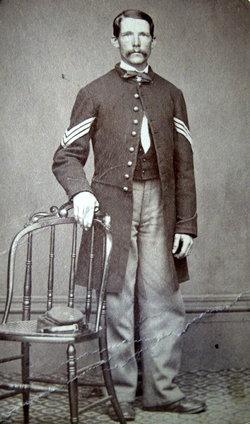 Sgt John Fielding Morris