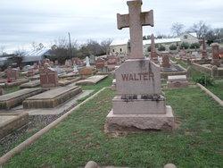 Hulda <I>Saenger</I> Walter