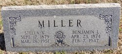Benjamin L Miller