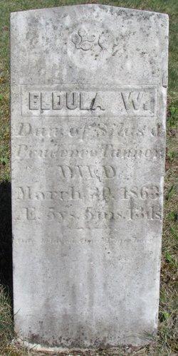 Eldula W. Tanner