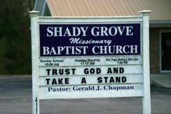 Shady Grove Missionay Baptist Church Cemetery