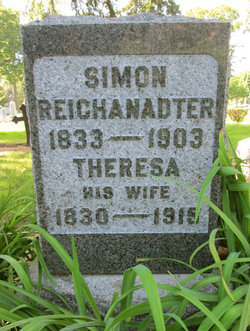 Theresa <I>Swihart</I> Reichanadter