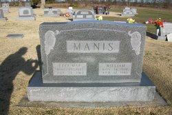 "Etta May ""Ettie"" <I>Sullivan</I> Manis"