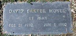 David Baxter Moyer