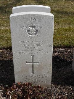 Sergeant ( Air Gnr. ) Samuel George Cohen
