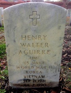 Henry Walter Aguirre