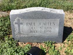 Paul J Allen