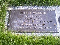 Billie A Warner