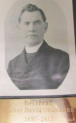Rev David Shanahan