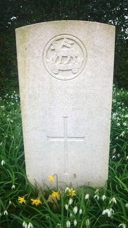 Pvt John Edward Groves