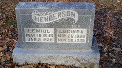 Lucinda <I>Herner</I> Henderson