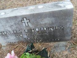 PFC Charles C Holdiness