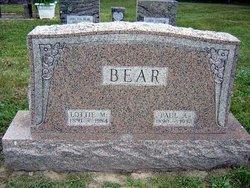 Lottie May <I>Miller</I> Bear