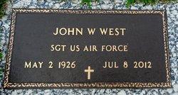 John Wesley West