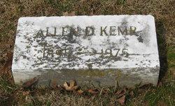 Allen D. Kemp