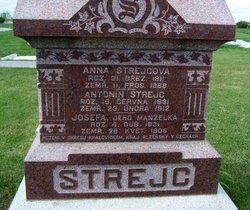 Josefa <I>Pesek</I> Strejc