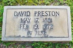 David Preston McKeithan