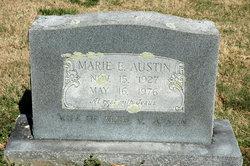 Marie E Austin
