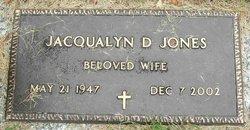 Jacqualyn Darlene <I>Emswiler</I> Jones
