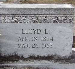 Lloyd L Barnes