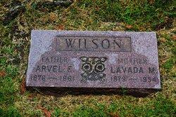 Arvel E Wilson
