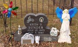 Keith Daniel Sunder