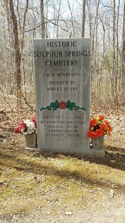 Historic Sulphur Springs Cemetery