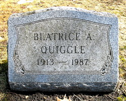 Beatrice A. Quiggle