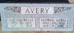 Aletha Belle <I>Smith</I> Avery